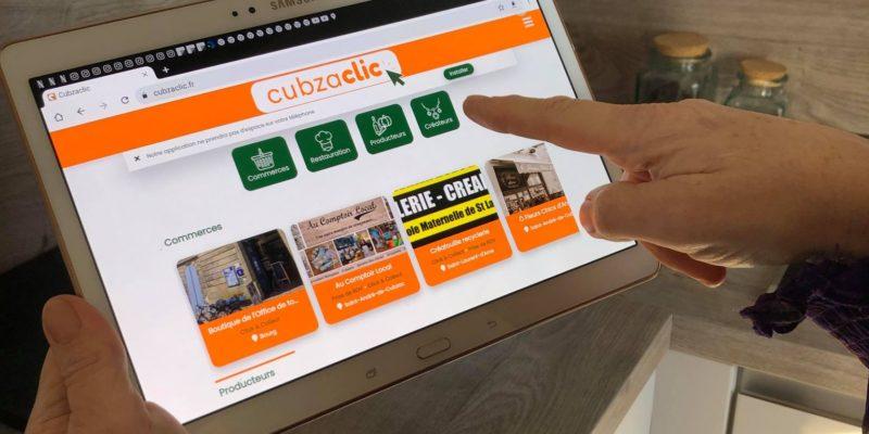 cubzaclic site vente en ligne click and collecte saint andre de cubzac cubzaguais