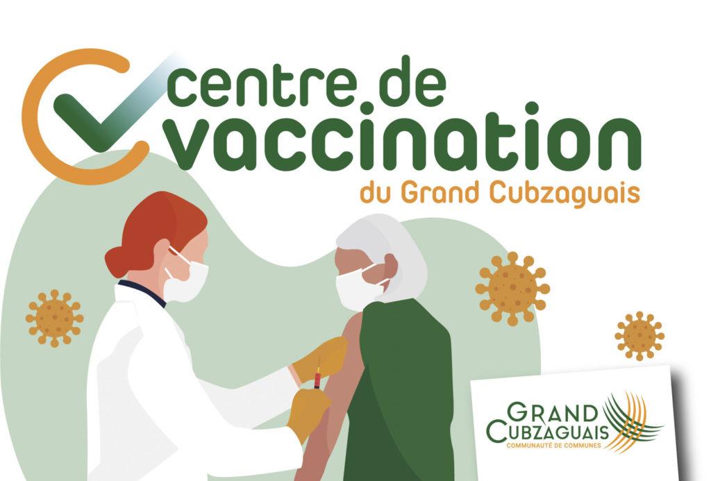 Centre de vaccination Grand Cubzaguais