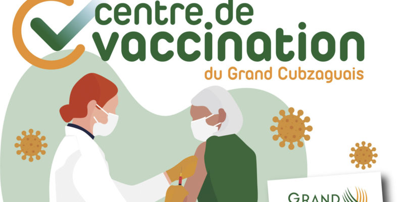 Centre de vaccination Grand Cubzaguais