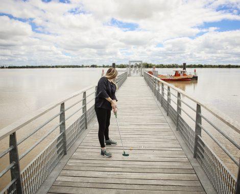 city golf bourg tourisme