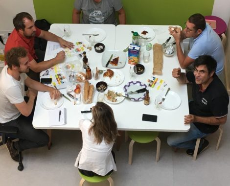 le patchwork repas coworking
